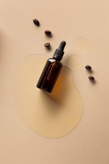 Composizione sana dell'olio di jojoba