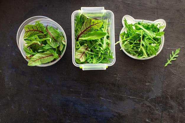 Контейнер для здоровой еды еженедельное меню ланч бокс порция есть органические диетические продукты свежие