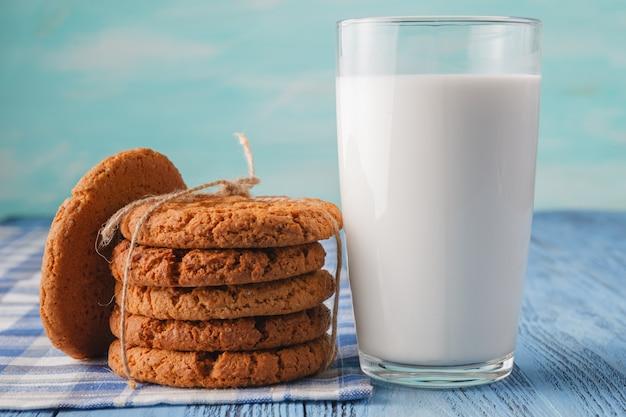 Healthy organic breakfast