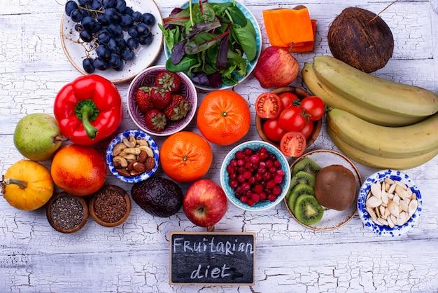 果樹食のための健康製品