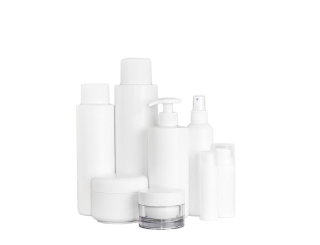 Healthy salud health skin care label