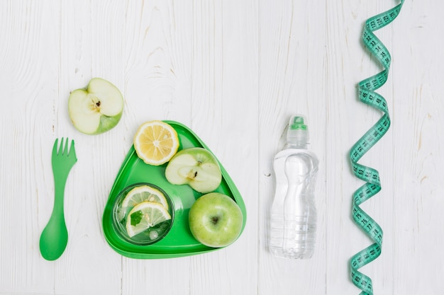 Healthy set for slimming