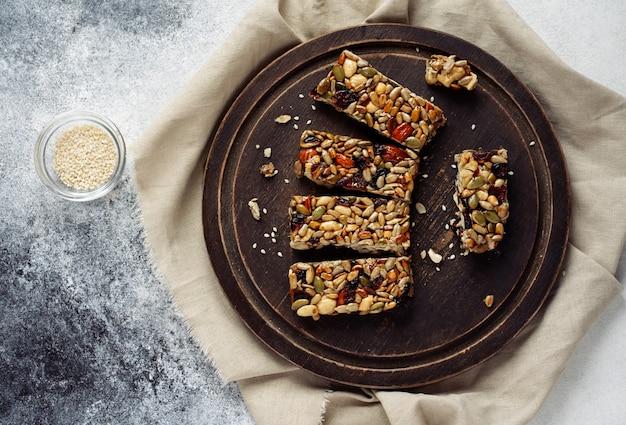 Здоровые сладкие десертные закуски