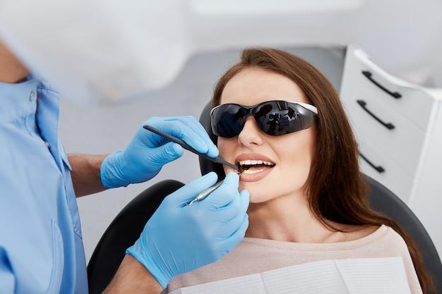 Healthy teeth concept