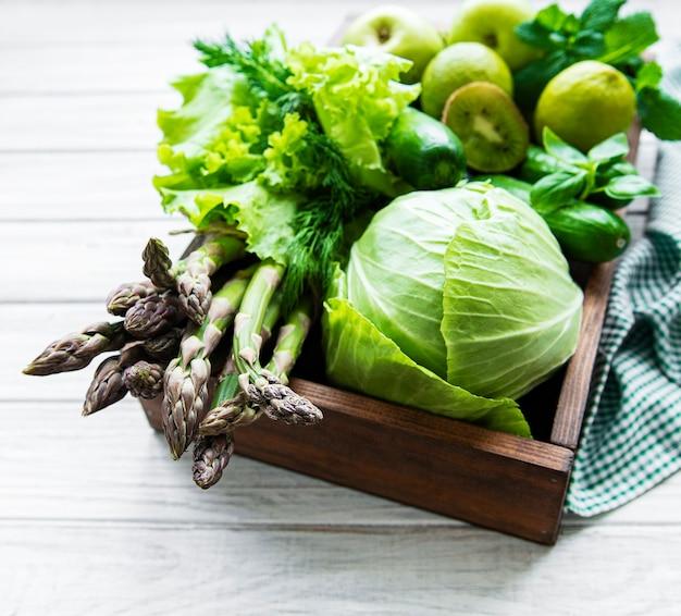 Концепция здорового вегетарианского питания