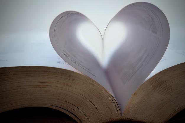 Сердце на книгу