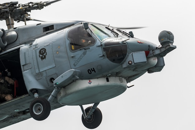 Helicopter seahawk