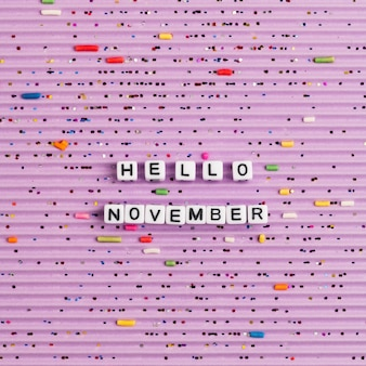 안녕하세요 11 월, 비즈로 인용