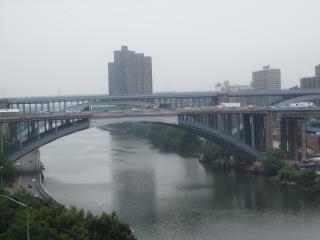 Henry hudson bridge, hudson