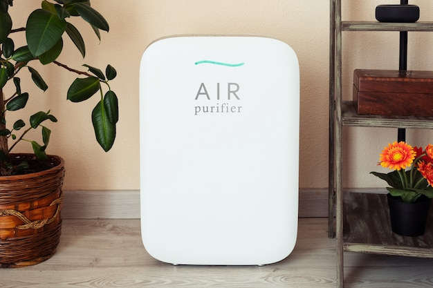 Hepa filter to purify the air