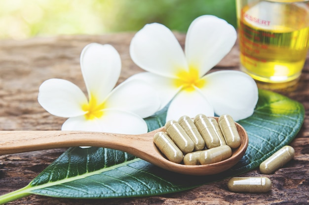 Herbal alternative supplement for good life
