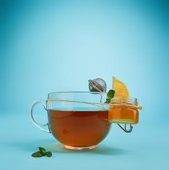 The herbal tea