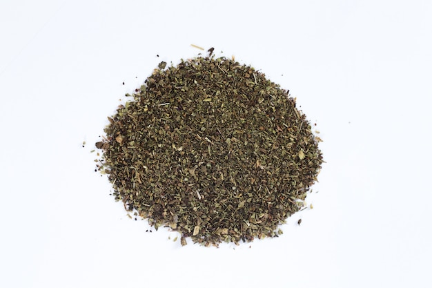Herbes de provence on the table