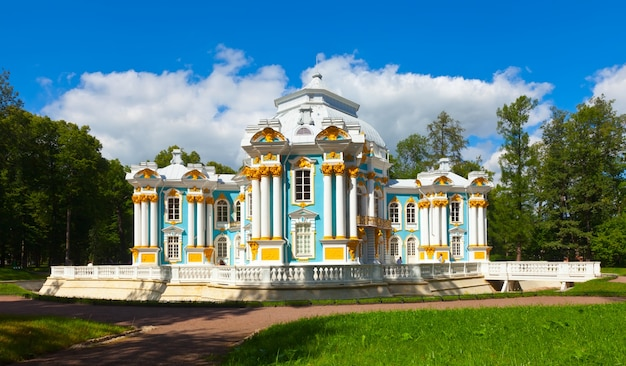 Padiglione hermitage a catherine park