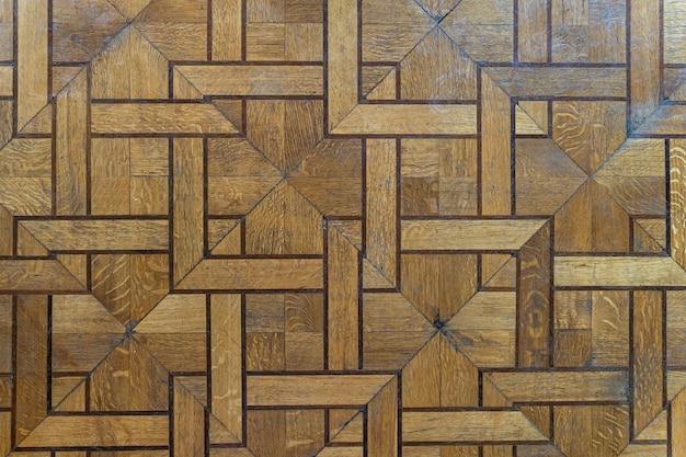 Herringbone bleached natural plank parquet floor texture