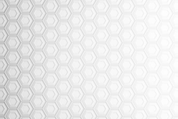 Hexagonal grid pattern