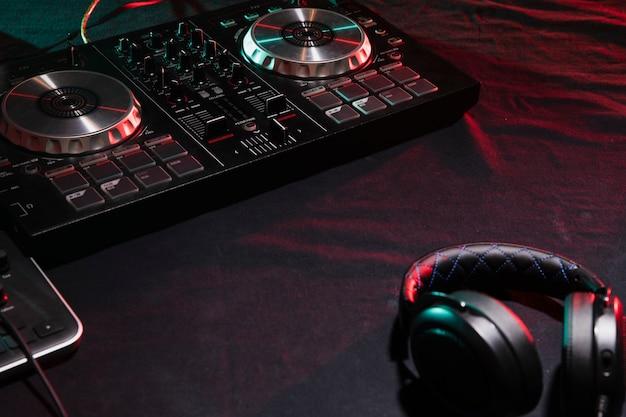 High angle dj профессиональное оборудование