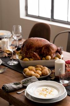 Готовые блюда на день благодарения