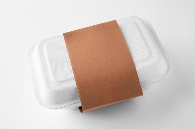 食品用の高角度のプラスチック包装
