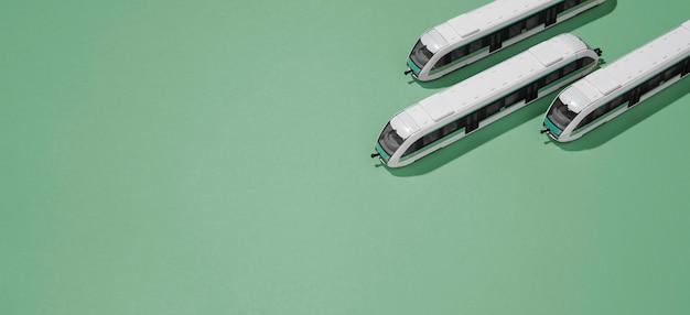 Расположение общественного транспорта под большим углом