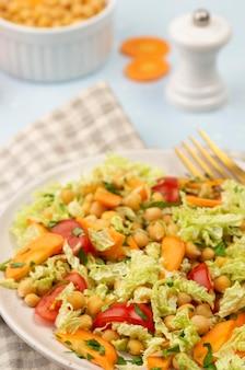 ひよこ豆のハイアングルサラダ