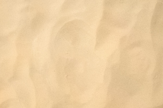 High detail image of sea white sand or silican sand for making glass on the beach texture background.