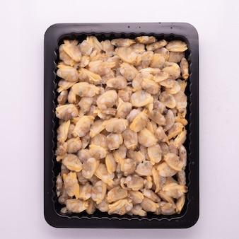 Высококачественные замороженные и размороженные морепродукты, упакованные в лоток с технологией iqf, индивидуальные быстрозамороженные продукты для дизайна пищевых продуктов и морепродуктов.