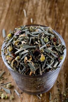 Высококачественный травяной чай