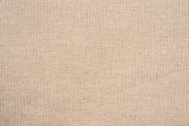 High quality texture of the cotton canvas the high accuracy of the details jute hessian sackcloth