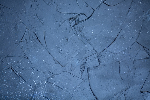 High resolution blue texture concrete background top view. free copy space