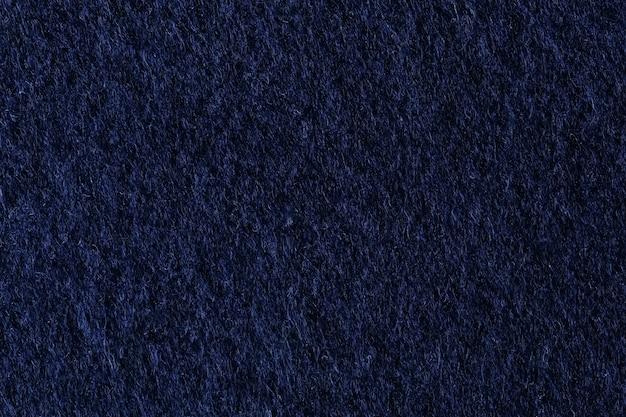 Крупный план темной фетровой ткани с высоким разрешением. фотография высокого разрешения.