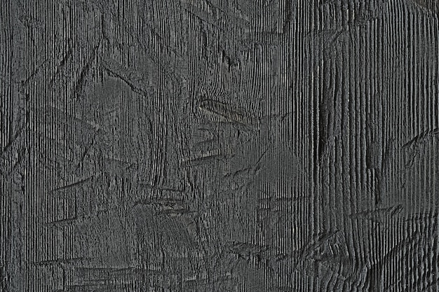 High resolution picture of natural black wood background