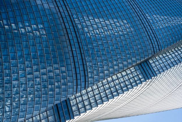 近代都市の高層ビル