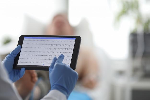 High-tech medical treatment