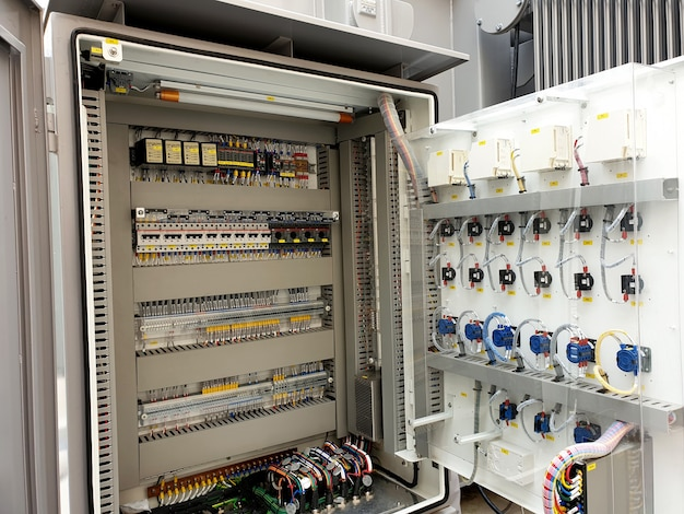 高圧電源変圧器ローカル制御キャビネット