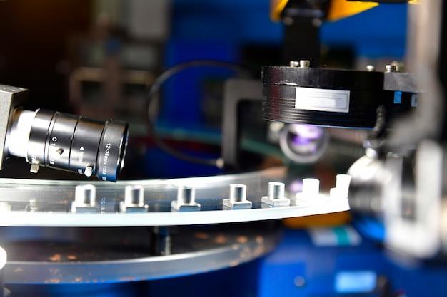 Высококачественная оптическая сортировочная машина для крепежных гаек в линейке продуктов