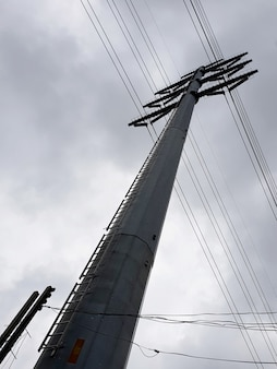 Highvoltage electrical transmission line