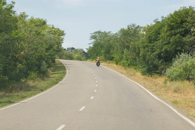 Путешествие по шоссе