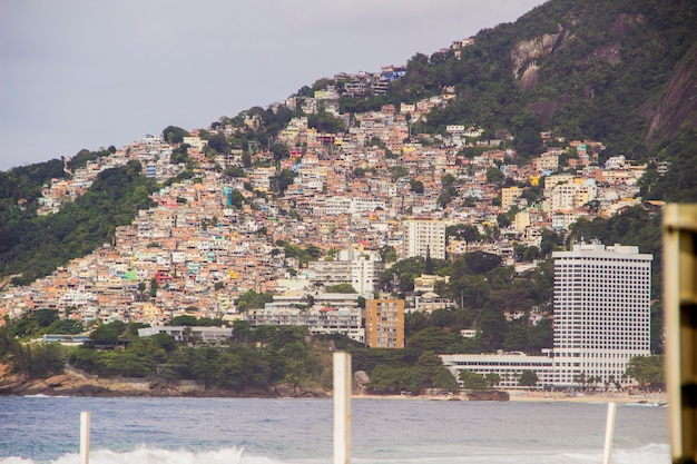 Hill of vidigal from another angle