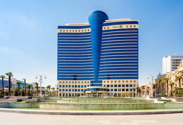 Отель хилтон баку, азербайджан
