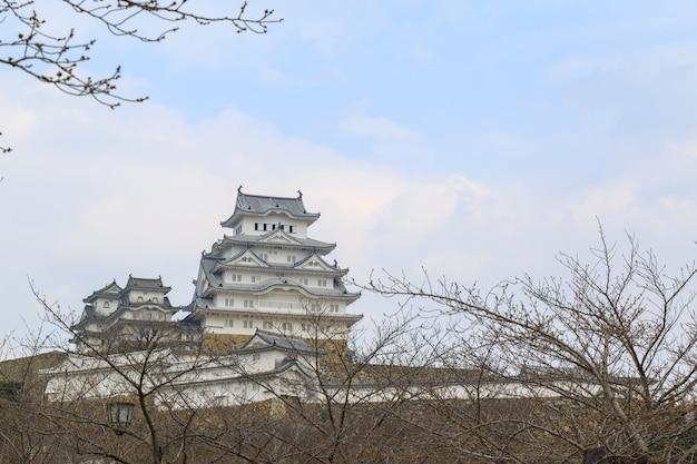 Himeji castle landmark