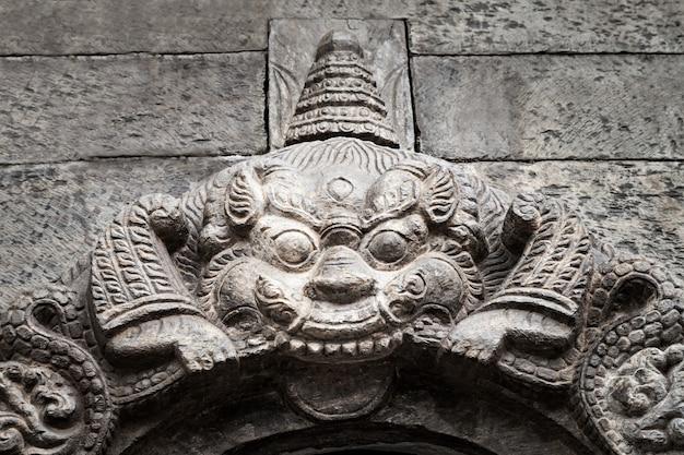 Hindu monster