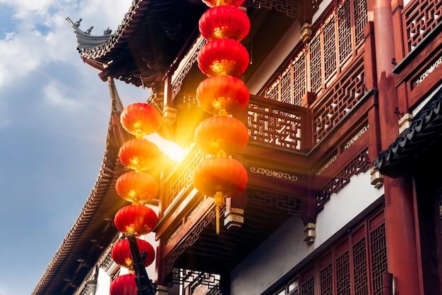 난창의 역사적인 건물들