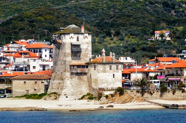 港と都市の歴史的な砦