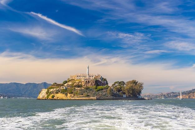 역사적 장소, 미국 샌프란시스코의 알카트라즈 섬