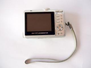 Hitachi digital camera