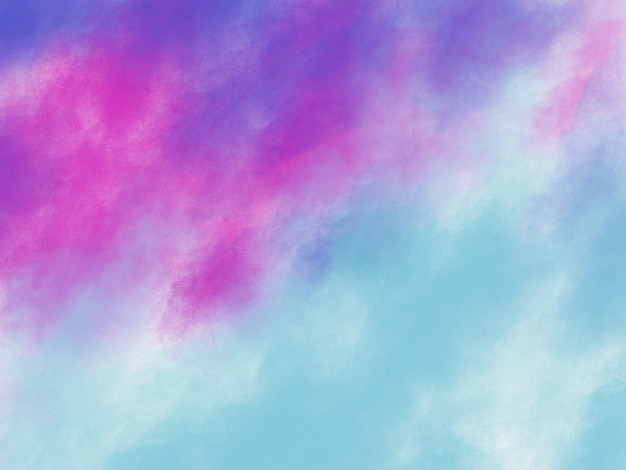 Holi festival background design of colorful splashing with copy space