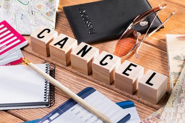 Отпуск отложен из-за коронавируса