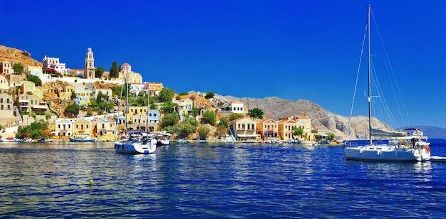 Отдых на красивых греческих островах