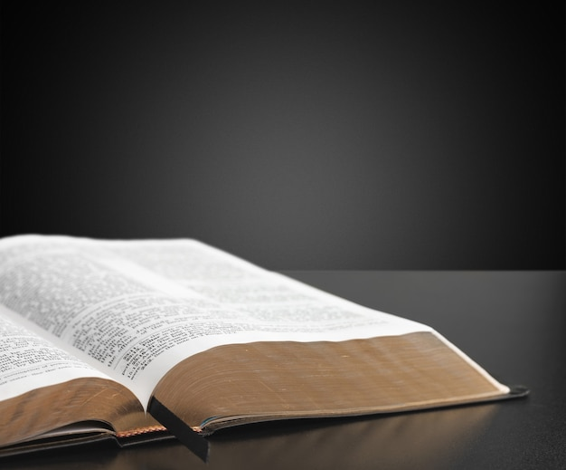 성경 책, 종교 개념